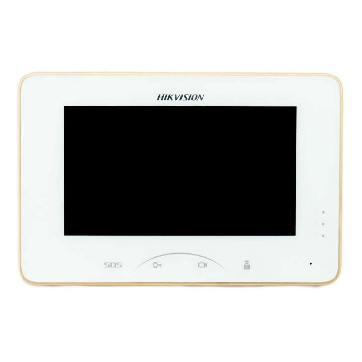 DS-KH8300-T HIKVISION 7 Touch-Screen Indoor Station; 1024 * 600; 10/100Mbps Ethernet; 8-ch alarm input ************************* SPECIAL ORDER ITEM NO RETURNS OR SUBJECT TO RESTOCK FEE *************************