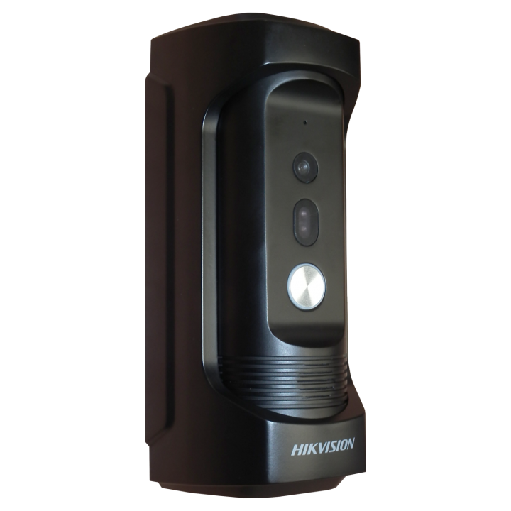 DS-KB8112-IM HIKVISION 1.3 MP IP Vandal-resistant Door Station; field of view adjustment -50 to 50; IR Supplement; IK 9 and IP 66 ************************* SPECIAL ORDER ITEM NO RETURNS OR SUBJECT TO RESTOCK FEE *************************