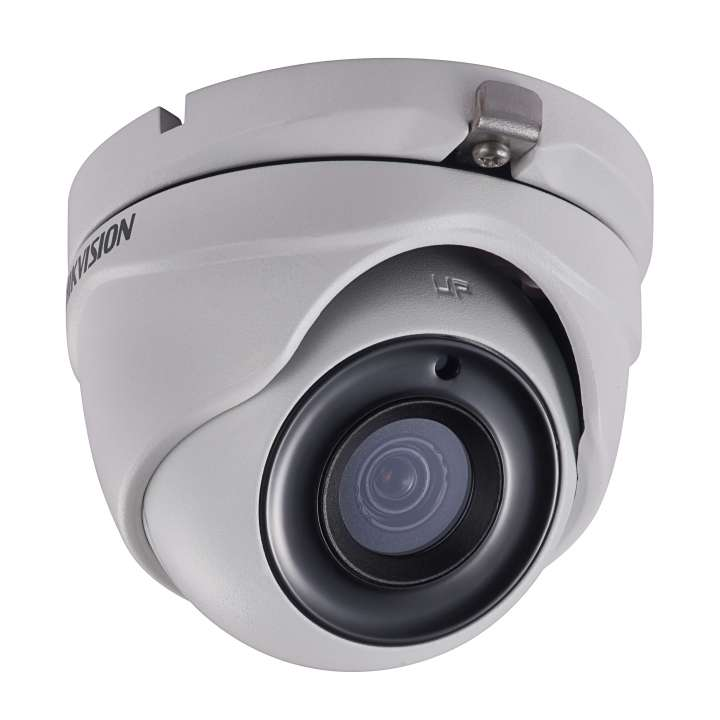 DS-2CE56H1T-ITM2.8MM HIKVISION Outdoor IR Turret, TurboHD 4.0, HD-TVI, 5MP, 2.8mm, 20m EXIR 2.0, Day/Night, True WDR, Smart IR, IP66, 12 VDC ************************* SPECIAL ORDER ITEM NO RETURNS OR SUBJECT TO RESTOCK FEE *************************