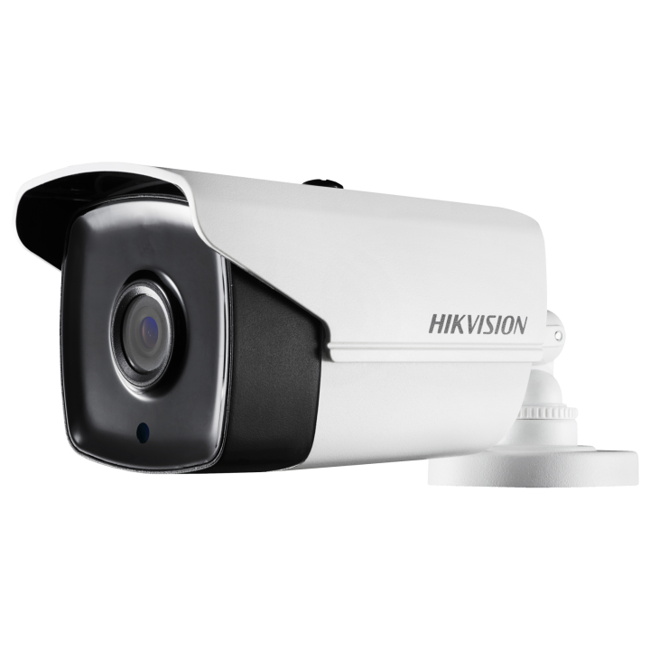 DS-2CE16H1T-IT312MM HIKVISION Outdoor IR Bullet, TurboHD 4.0, HD-TVI, 5MP, 12mm, 40m EXIR 2.0, Day/Night, True WDR, Smart IR, UTC Menu, IP66, 12 VDC ************************* SPECIAL ORDER ITEM NO RETURNS OR SUBJECT TO RESTOCK FEE *************************