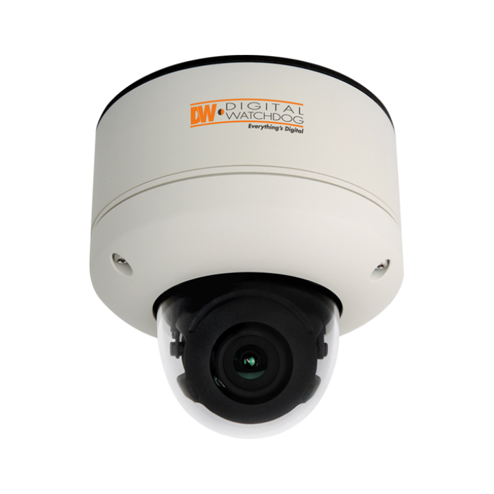 DWC-MV421D DIGITAL WATCHDOG ONVIF Compliant, 2.1 Megapixels (1080P, 30fps), Triple Codecs (H.264, MJPEG, MPEG4) with Dual Stream, 1/2.8 CMOS Sensor, 3.5~16mm Auto Focus Lens, 8X Digital Zoom, 4.5X Optical Zoom, Electronic Day and Night, Power over Ethernet [PoE] & DC12V, Two-Way Audio, Local SDHC Card Remote Backup, E-mail Event Notifications, IP68 Certified, Junction Box Built-in, Web Server Built-in, Double Shutter WDR (Wide Dynamic Range), 3D-DNR (3D Digital Noise Reduction), Programmable Privacy Zones (30) & Motion Detection. 2Year Warranty ************************* SPECIAL ORDER ITEM NO RETURNS OR SUBJECT TO RESTOCK FEE *************************