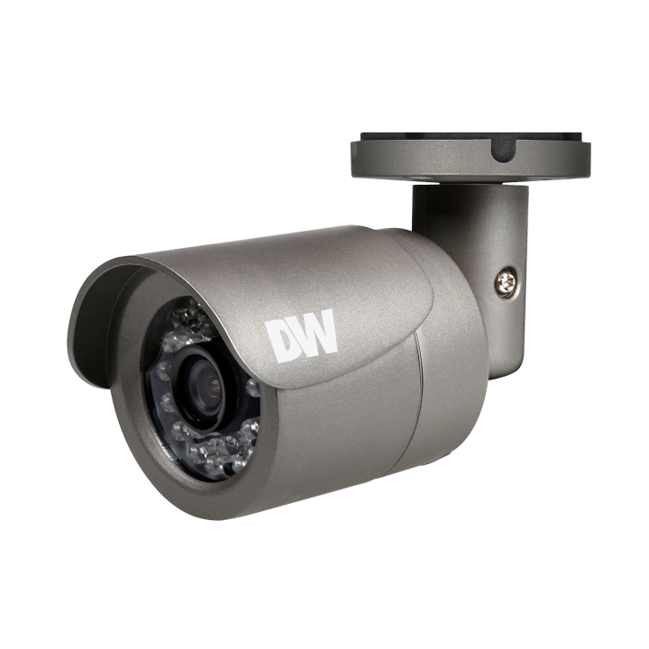 DWC-MB74Wi4 DIGITAL WATCHDOG MEGApix Weather Resistant Bullet, 4 Megapixels (2560x1440 @ 30fps), 4.0mm Fixed Lens, 60ft Range IR, OnVIF Compliant, True D&N, PoE + DC12V, WDR, 3D-DNR, IP66 Certified, No fog or Condensations under any weather condition.PoE + DC12V 5 Year Warranty ************************* SPECIAL ORDER ITEM NO RETURNS OR SUBJECT TO RESTOCK FEE *************************