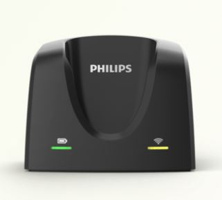 PSP-ACC4000/00 PHILIPS SPEECHMIKE PREMIUM AIR DOCKING STATION W/ WIRELESS CHARGING AND EASY PAIRING
