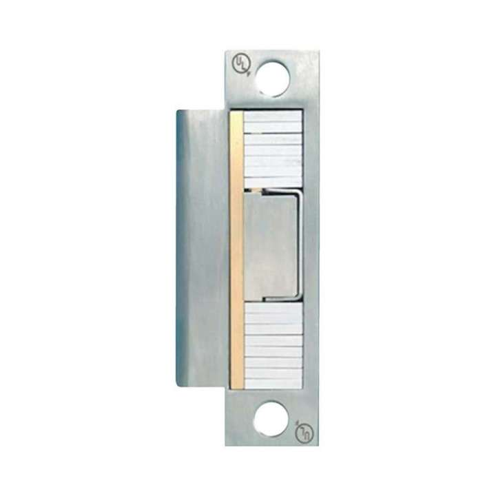 MUNL-12 SECURITRON MOTORIZED ELECTRONIC STRIKE FOR MORTISE LOCKS - 12VDC ************************* SPECIAL ORDER ITEM NO RETURNS OR SUBJECT TO RESTOCK FEE *************************