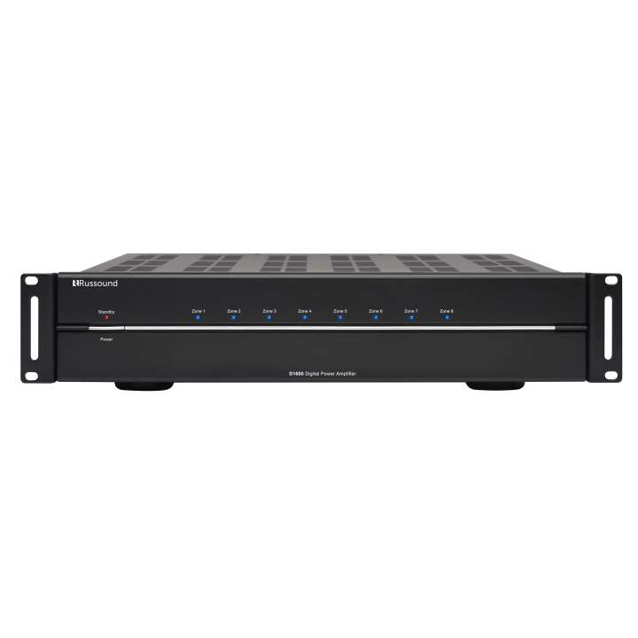2800-536229 Russound D1650 16 Channel Amp ************************* SPECIAL ORDER ITEM NO RETURNS OR SUBJECT TO RESTOCK FEE *************************