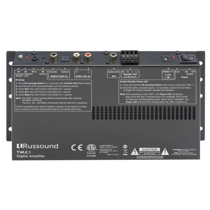 2800-536304 Russound Tva2.1 Local Source Amplifier