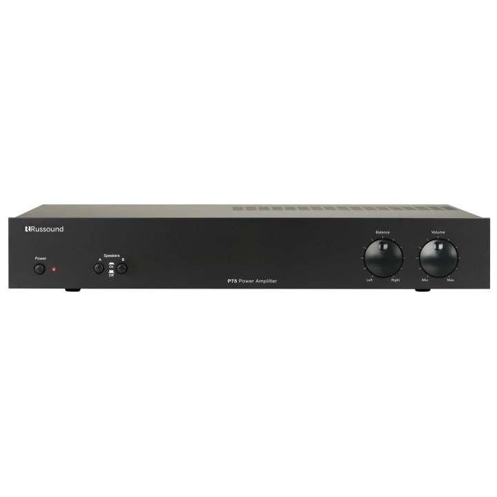 2800-536267 Russound P75 2-Channel, Dual Source, 60/75 Watt Audio Amplifier