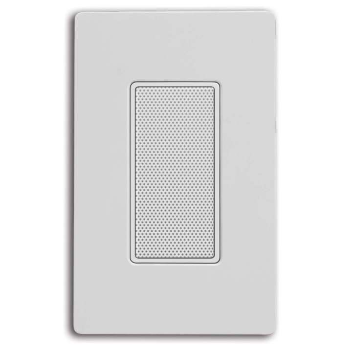2300-528279 Russound Issp, White Intercom Single-Gang Spk