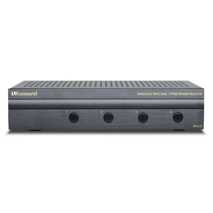 3630-520679 Russound Ss-4.2 4 Pr Speaker Selector