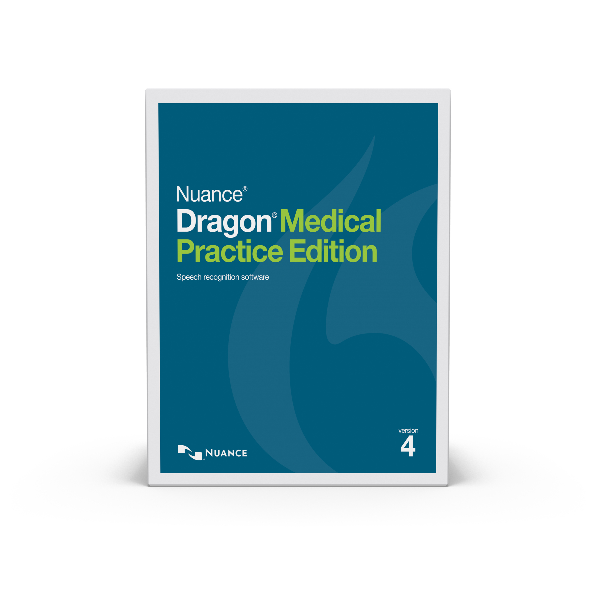 NUA-A709A-X00-4.0 DRAGON MEDICAL PRACTICE EDITION 4