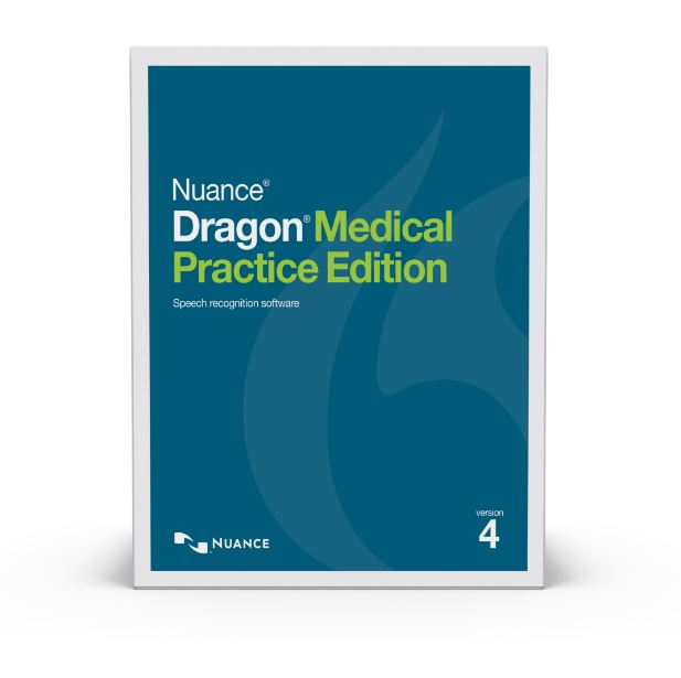 FAN4-NUA-A709A-X00-4.0 DRAGON MEDICAL PRACTICE EDITION 4