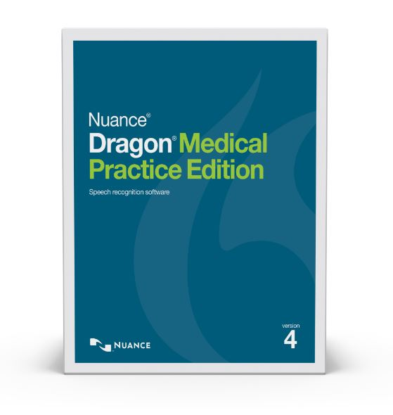 FAN4-NUA-A789A-RC8-4.0 DRAGON MEDICAL PRACTICE EDITION 4, UPGRADE FROM DMPE2 ONLY