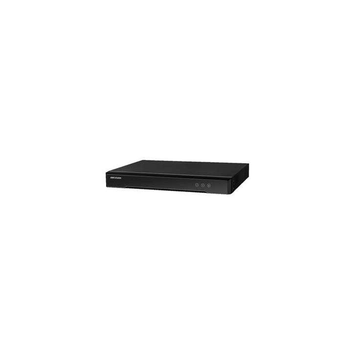 DS-6716HQHI-SATA Hikvision Video Server 16-Channel H264 Dual Stream HD-TVI/CVBS Audio -8/1 RS-485 Alarm I/O -8/4 12VDC with SATA interface