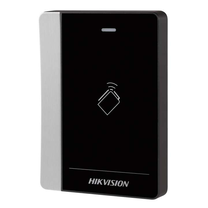 DS-K1102M Hikvision Mifare card reader RS485 and Wiegand(W26/W34) IP 64