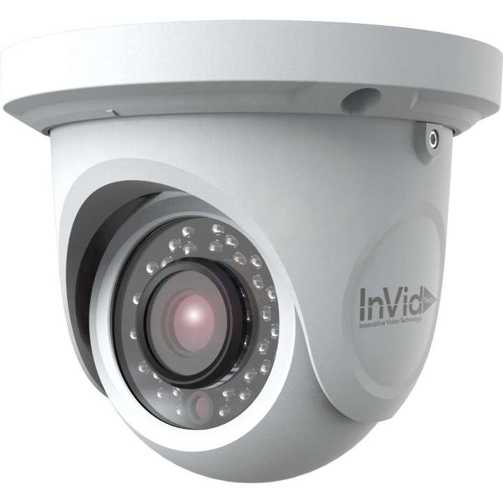 PAR-C5TIR36 INVID 5MP ANALOG HD TURRET FIXED 3.6MM WITH IR. CONCEALED SWITCH TO CHANGE FROM ANALOG TO TVI TO TVI TO CVI ************************* SPECIAL ORDER ITEM NO RETURNS OR SUBJECT TO RESTOCK FEE *************************