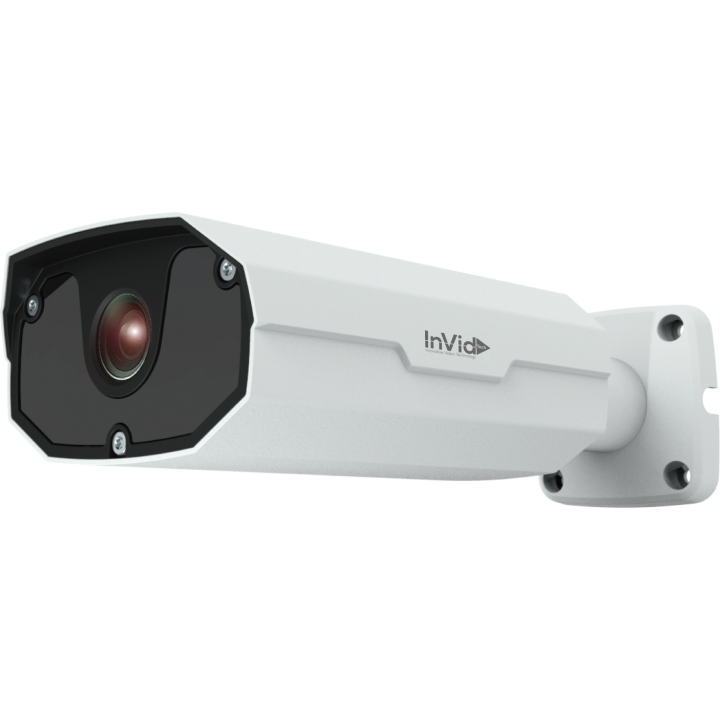 VIS-P4BXIRL4 INVID 4 Megapixel IP Plug & Play, Outdoor Bullet, 4mm, 164' EXIR Range, SD Card Slot, PoE/DC12V, White Housing ************************* SPECIAL ORDER ITEM NO RETURNS OR SUBJECT TO RESTOCK FEE *************************