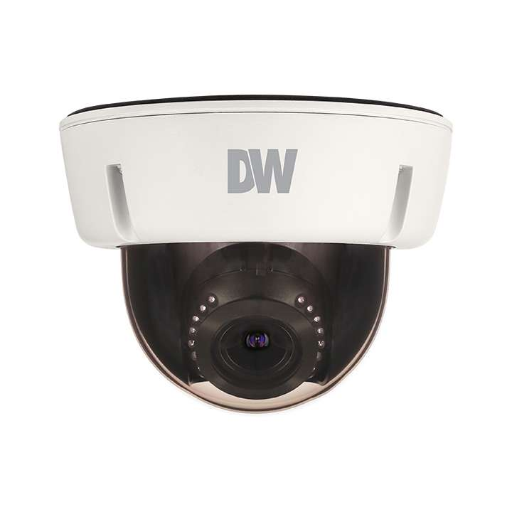 DWC-V6263WTIR DIGITAL WATCHDOG STAR-LIGHT 2.1 MP 2.8-12MM WDR, IR 100ft, INDOOR/OUTDOOR UNIVERSAL HD-TVI, HD OVER COAX DOME CAMERA