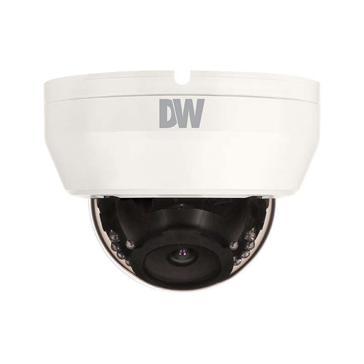 DWC-D3263WTIR DIGITAL WATCHDOG Star-Light Universal HD Series, Indoor Dome,2.1MP CMOS Sensor, P-Iris, 1920x1080 resolution, AHD,CVI,TVI,960H, 2.8-12mm Varifocal Auto Iris Lens, True Wide Dynamic Range ( T-WDR ), True Day/Night with IR Cut Filter, 100ft Smart IR, Smart 3D-DNR, OSD Control via UTC, Dual Voltage, IP66. 5 Year Warranty.