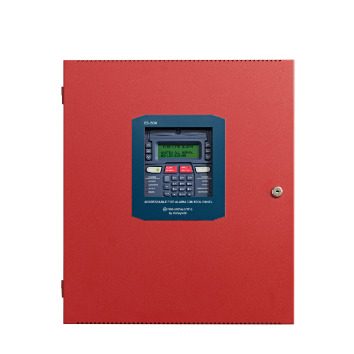 FLES-50X FIRE-LITE Endurance Series 50 point Addressable Fire Alarm Control Panel ES-50X