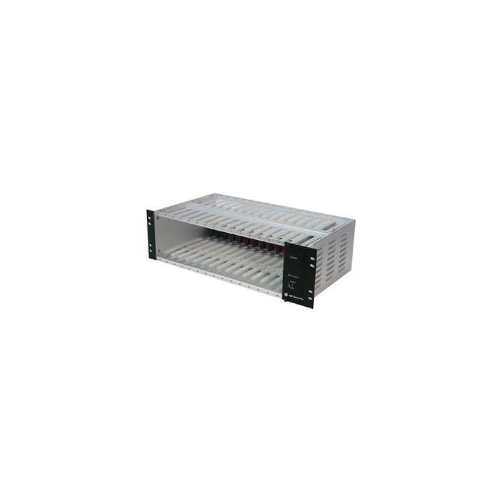 515R1 UTC CARD CAGE, 15 SLOTS W/PS. CAN ALSO BE USED FOR A SYMNET-5R UNITS ************************* SPECIAL ORDER ITEM NO RETURNS OR SUBJECT TO RESTOCK FEE *************************