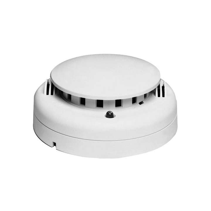 721U UTC 2-Wire Fast Response Photoelectric Smoke Detector w/Remote Alarm/Trouble LED. 12/24VDC S10A Compatible