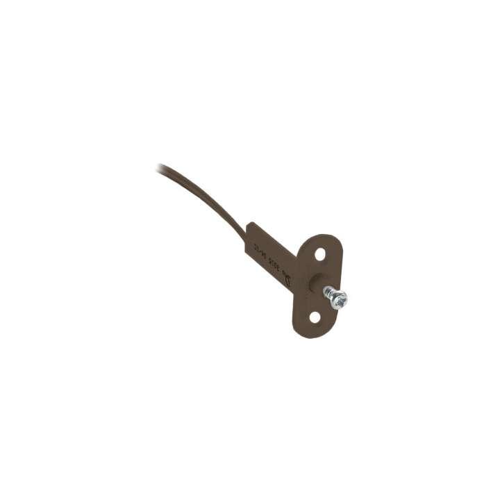 3027-M UTC Recessed Pin Plunger Self-Adjusting SPDT Brown