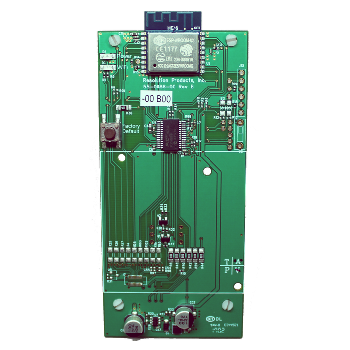RE926RX RESOLUTION WiFi Device-Link Card