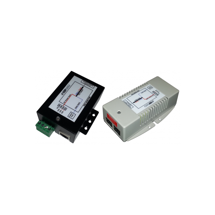 KBC-VE-DC/DC-24 KBC PoE Converter/Injector. Input: 9-36VDC. Output: 24V PoE (0.8A/19W). Choose from 18V, 24V or 48V PoE output. Convert to screw terminal using part no. VE-POEWIRE ************************* SPECIAL ORDER ITEM NO RETURNS OR SUBJECT TO RESTOCK FEE *************************