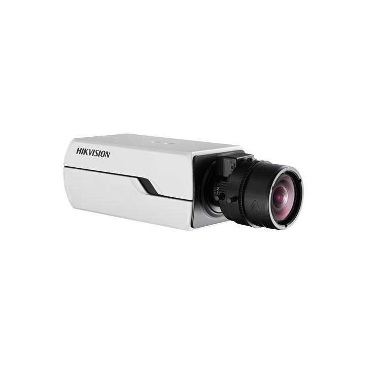 DS-2CD4085F-AP Hikvision Box Camera 4K/8MP H264 Day/Night PoE/12VDC