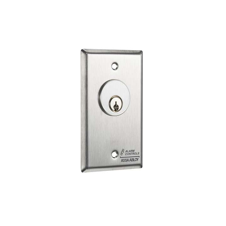 MCK-4WP ALARM CONTROLS MORTISE CYLINDER WEATHERPROOF STATION ************************* SPECIAL ORDER ITEM NO RETURNS OR SUBJECT TO RESTOCK FEE *************************