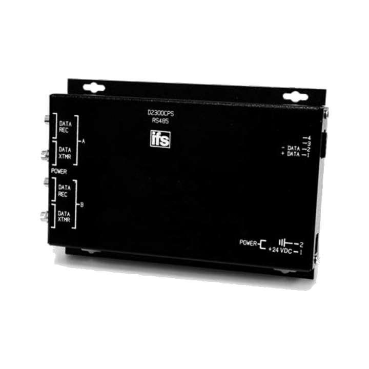 D2325CPS UTC RS485: (2 Wire) Data Repeater SM 2 Fibers Cerberus
