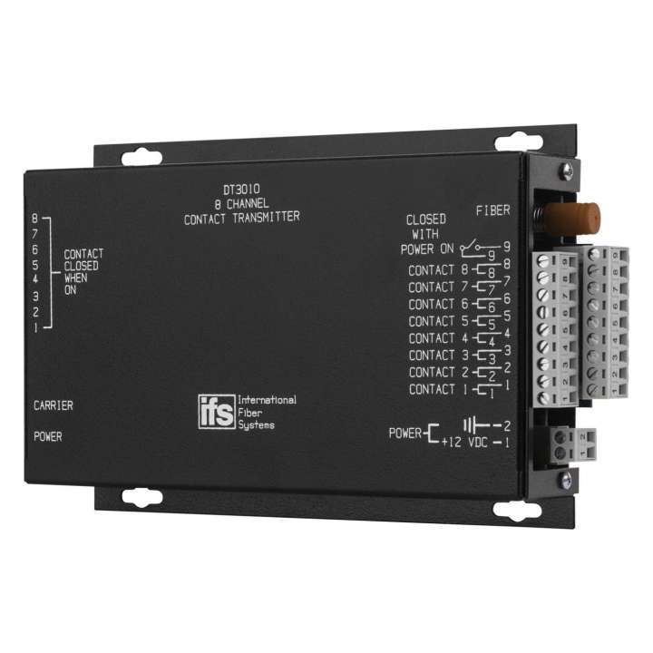 D1030 UTC RS232/RS422: Data Transceiver SM 2 Fibers