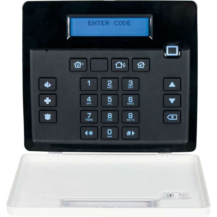 600-1070-E INTERLOGIX CONCORD ENHANCED LCD KEYPAD WITH TWO-WAY VOICE