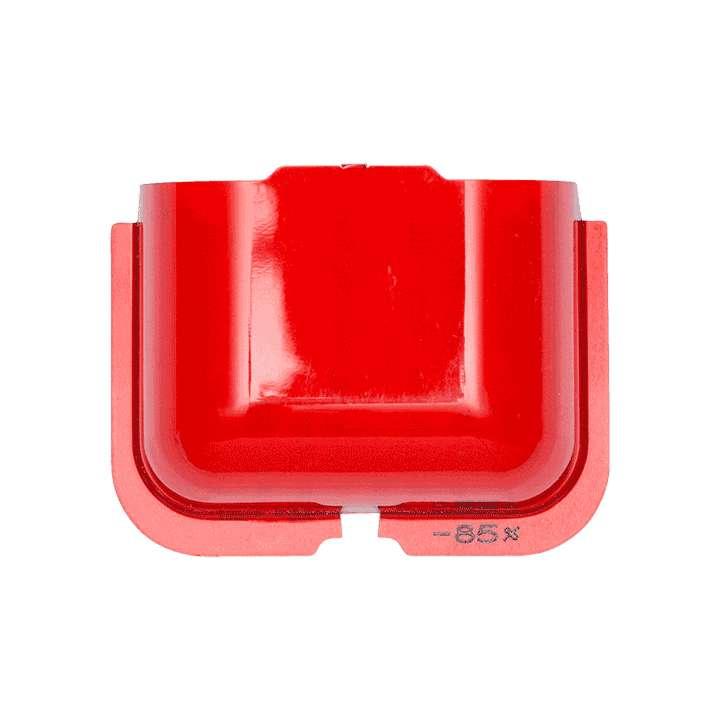 LENS-R2 SYSTEM SENSOR L-SERIES Wall Red Lens