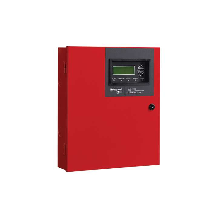 6700 SILENT KNIGHT 100-PT ADDRESSABLE FIRE ALARM CONTROL PANEL