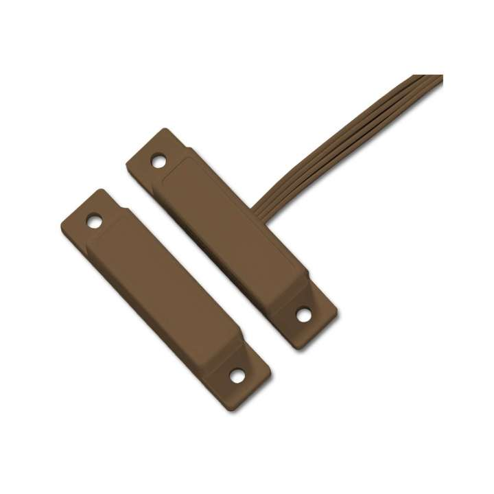 "1082TW-M UTC Surface Terminal Contact, Extra Wide Gap, Closed Loop, Brown, 2"" Gap Size. Includes Cover, Spacer and Screws ************************* SPECIAL ORDER ITEM NO RETURNS OR SUBJECT TO RESTOCK FEE *************************"