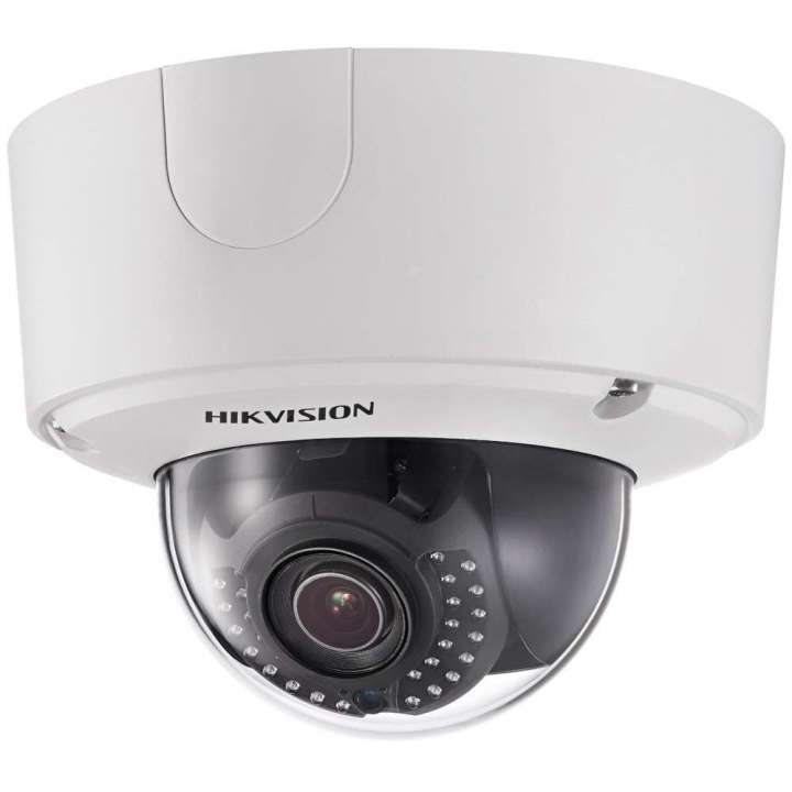 DS-2CD4585F-IZH HIKVISION Outdoor Dome, 4K/8MP, H264, 2.8-12mm, Motorized Zoom/Focus, Day/Night, IR, Audio, Alarm I/O, IP66, Heater, PoE/24VAC ************************ SPECIAL ORDER ITEM NO RETURNS OR SUBJECT TO RESTOCK FE ************************
