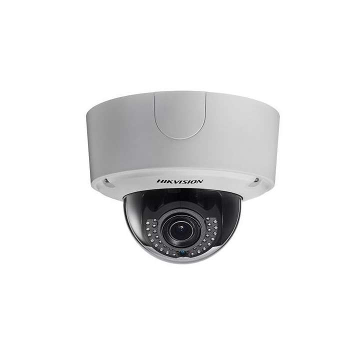 DS-2CD4565F-IZH HIKVISION Outdoor Dome, 6MP, H264, 2.8-12mm, Motorized Zoom/Focus, Day/Night, IR, Audio, Alarm I/O, IP66, Heater, PoE/24VAC ************************ SPECIAL ORDER ITEM NO RETURNS OR SUBJECT TO RESTOCK FE ************************