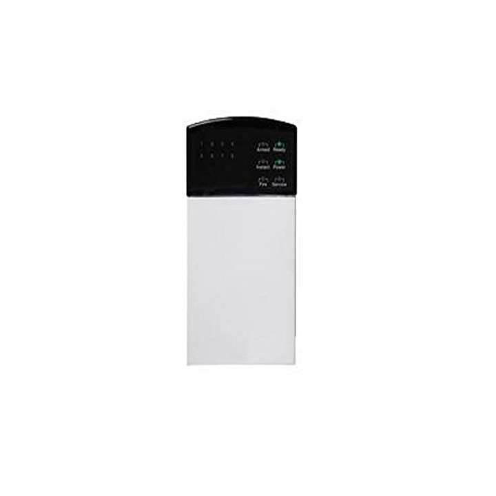 "NX-1508E UTC 8-ZONE LED SLIMLINE KEYPAD W/DOOR SLIMLINE DEGISN. 3.1"" W X 5.8"" H X 1.3"" D. SWING-DOWN REMOVABLE DOOR CONCEALS CONTROLS. INCLUDES TRIM PIECE, WHITE ************************* SPECIAL ORDER ITEM NO RETURNS OR SUBJECT TO RESTOCK FEE *************************"