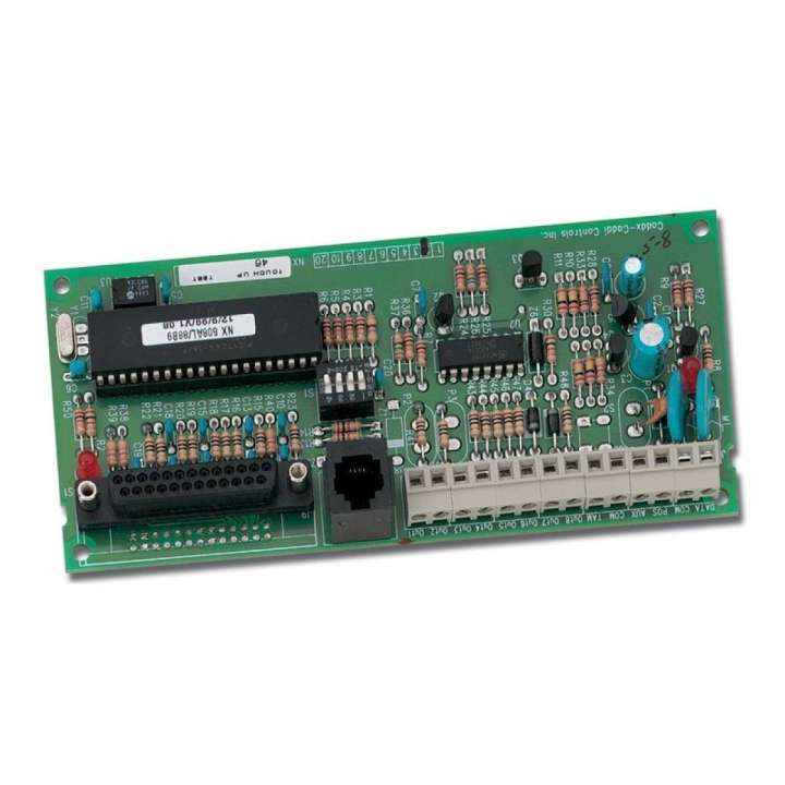 NX-508E UTC 8-ZONE OUTPUT MODULE 8 OPEN COLLECTOR OUTPUTS AND 8 X10 OUTPUTS. BUILT-IN PARALLEL INTERFACE FOR LOCAL PRINTOUTS ************************* SPECIAL ORDER ITEM NO RETURNS OR SUBJECT TO RESTOCK FEE *************************