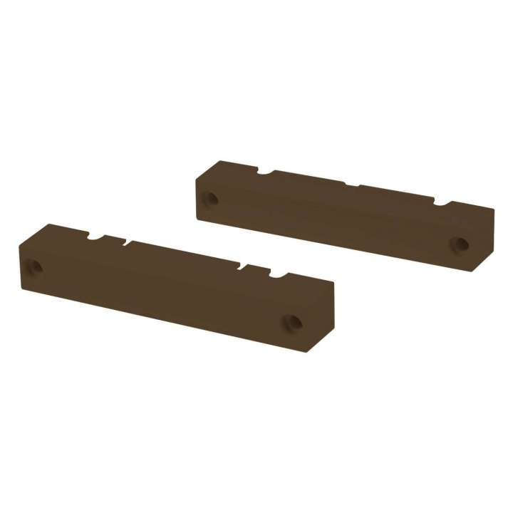 "1042TW-M UTC INUDSTRIAL SURFACE MOUNT TERMINAL CONTACT, CLOSED LOOP, EXTRA WIDE GAP, BROWN, 3"" GAP SIZE ************************* SPECIAL ORDER ITEM NO RETURNS OR SUBJECT TO RESTOCK FEE *************************"