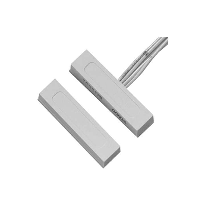 "1035-N UTC SURFACE MOUNT MINIATURE SELF-ADHESIVE CONTACT W/WIRE LEADS, CLOSED LOOP, WHITE, CLOSED LOOP. 5/8"" GAP SIZE ************************* SPECIAL ORDER ITEM NO RETURNS OR SUBJECT TO RESTOCK FEE *************************"