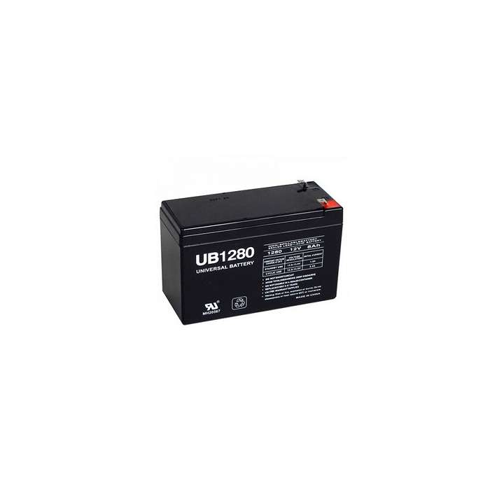 60-680 UTC 12VDC, 7.0AH BACKUP BATTERY. PROVIDES 24 HOURS BACKUP POWER TO THE PANEL AND HARDWIRE DEVICES WHEN AC IS OUT ************************* SPECIAL ORDER ITEM NO RETURNS OR SUBJECT TO RESTOCK FEE *************************