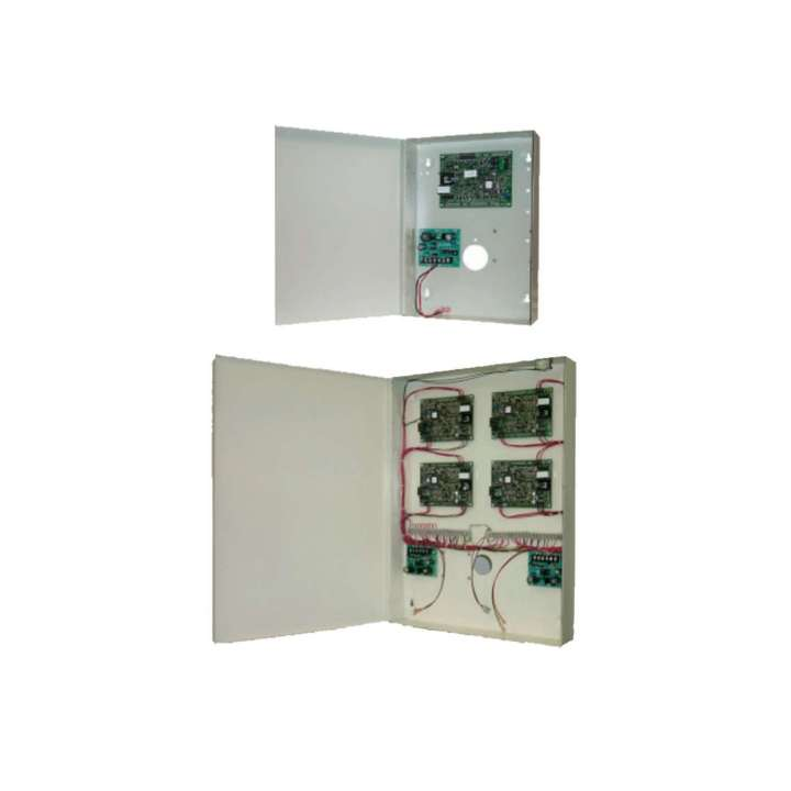 120-8206 INTERLOGIX VEREX MONITOR XL 2 DOOR CONTROLLER W/SM ENCL AND PS ************************* SPECIAL ORDER ITEM NO RETURNS OR SUBJECT TO RESTOCK FEE *************************