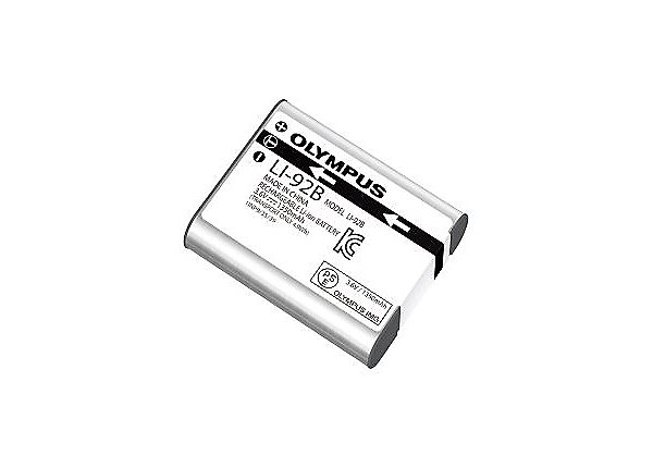OLY-V6200660U000 OLYMPUS LI-92B LITHIUM-ION RECHARGABLE BATTERY FOR DS9500 & DS9000