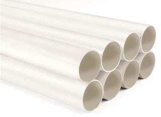 3808 NUTONE 8' PVC VAC TUBING