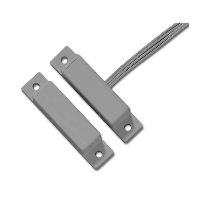 1082-G UTC Surface Screw Mount Contact w/Wire Leads Long Gap Series Closed Loop Grey 1in Gap Size