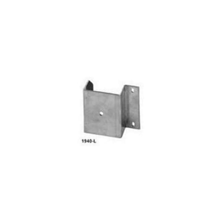 1940-L UTC Garage Door Bracket for 1082TW/1285T-W/2505 Series Aluminum Mounts on Wheel Tracks