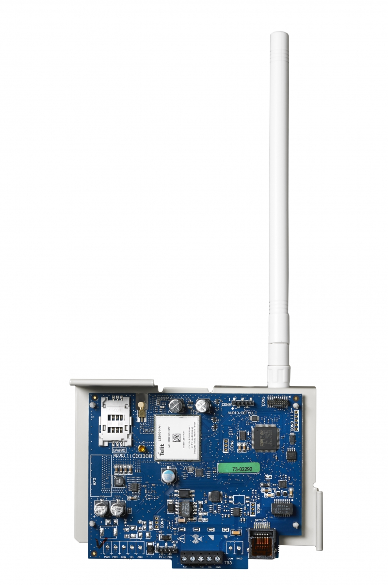 DSCTL280LER-AT DSC POWERSERIES NEO DUAL PATH LTE/IP ALARM COMMUNICATOR AT&T SIM W/RS232 SERIAL CONNECTIONr
