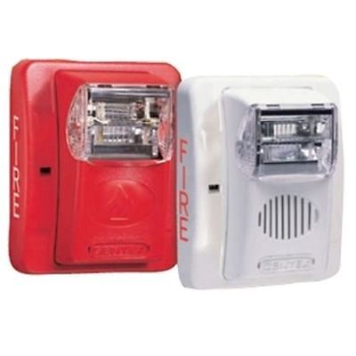 GES3-24WR GENTEX STROBE ONLY WALL MT.RED 904-1321